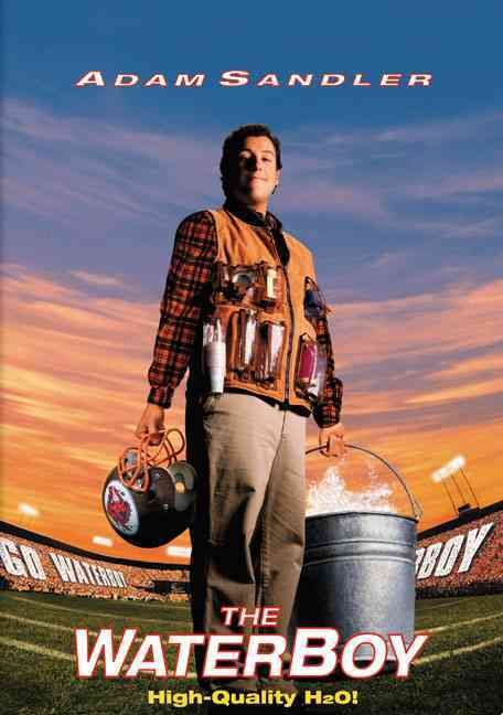 WATERBOY BY SANDLER,ADAM (DVD)